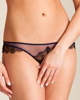 Kiki de Montparnasse Sheer Lace Panty