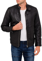 G Star G-Star Deline Leather Jacket