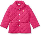 Ralph Lauren Girl Quilted Barn Jacket