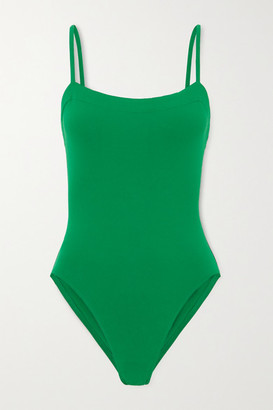 Eres Les Essentiels Aquarelle Swimsuit - Army green