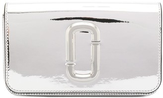 Marc Jacobs The Long Shot Mirrored clutch