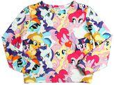 Au Jour Le Jour My Little Pony Printed Cotton Sweatshirt