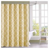 "Nobrand No Brand Sereno Shower Curtain - Yellow (72""x72"")"