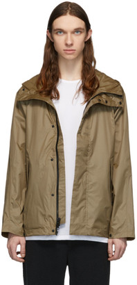 The Very Warm Khaki Ripstop Hooded Jacket