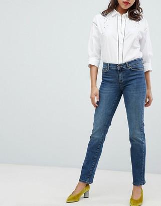 Vero Moda Straight Leg Jeans
