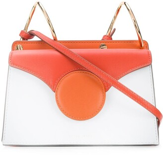 Danse Lente Phoebe colour-block crossbody bag