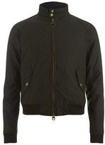 Barbour X Steve McQueen Men's Merchant Wax Jacket Olive