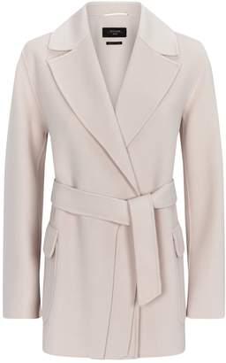 Max Mara Self-Tie Wool Coat