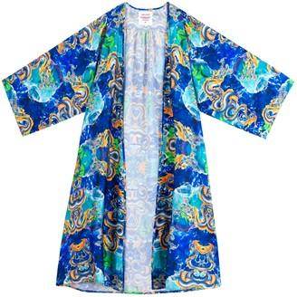 Camille Defago Chinese Dragon Kimono