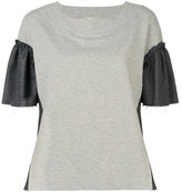 Semi-Couture Semicouture melange T-shirt