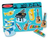 Melissa & Doug 'Musical Instruments' Sound Puzzle