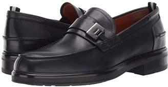 Bally Moe Loafer (Ink) Men's Shoes