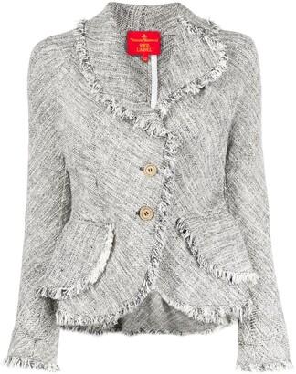 Vivienne Westwood Pre Owned 1990s Boucle Jacket