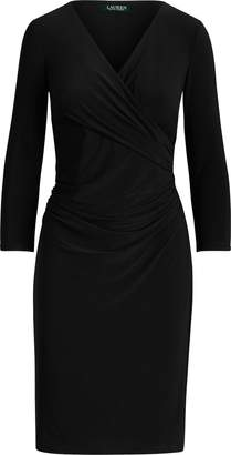 Ralph Lauren Three-Quarter-Sleeve Dress