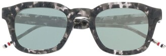Thom Browne Eyewear Square Shaped Sunglasses