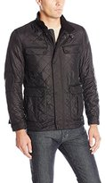 Lucky Brand Men's Avery Quilted Field Coat