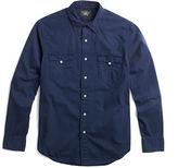 Ralph Lauren RRL Cotton Twill Western Shirt