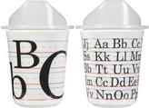 SugarBooger by O.R.E. Sippy Cup Set - Vintage Alphabet - 6 oz