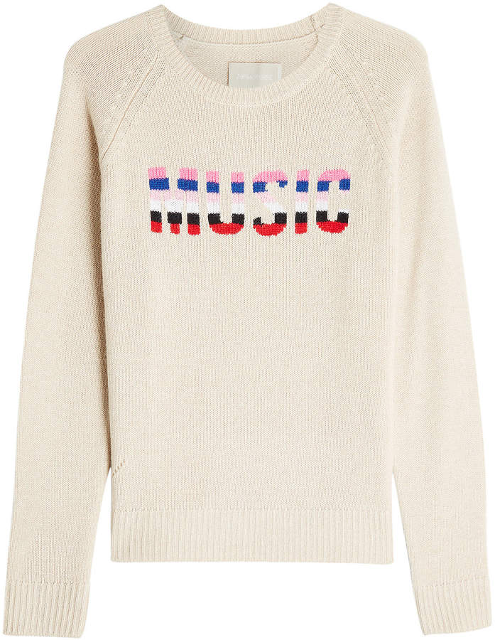 Zadig & Voltaire Baly Cashmere Pullover