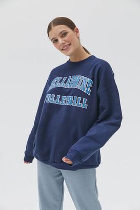 Urban Renewal Vintage Sports Crew Neck Sweatshirt