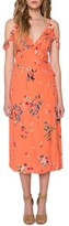 Willow & Clay Women's Print Midi Dress