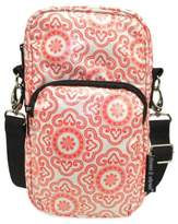 Diapees & Wipees Laminated Hipster Bag in Cherry Medallion