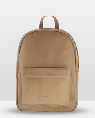 Cobb & Co Byron Soft Leather Backpack