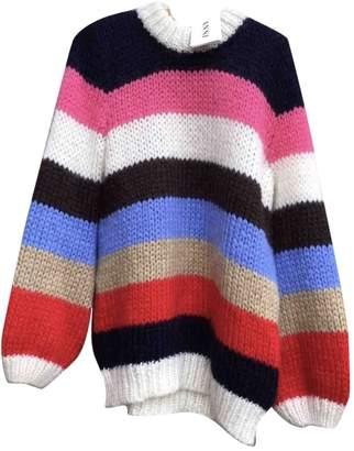 Ganni Fall Winter 2019 Multicolour Wool Knitwear