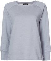 A.P.C. longsleeved T-shirt - women - Cotton - XS