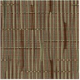 "Chilewich Bamboo Woven Vinyl Placemat, 19"" X 14"" Brick"