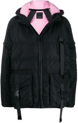 Pinko Cropped Padded Jacket
