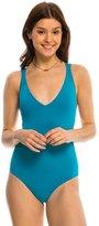 Roxy Sunset Paradise V Neck One Piece Swimsuit 8142144