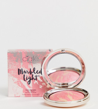 Ciaté London X ASOS EXCLUSIVE Marbled Light Illuminating Blush - Breeze