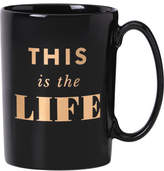 Kate Spade Simply Sparkling Mug This Is The Life