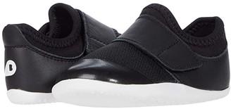 Bobux Xplorer Dimension II (Infant/Toddler) (Black) Kid's Shoes
