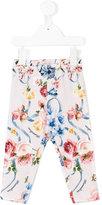 MonnaLisa floral printed leggings