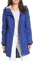 1 Madison Women's Contrast Cuff Fishtail Anorak