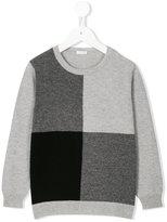 Il Gufo checked jumper - kids - Wool - 2 yrs