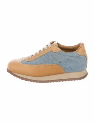 Hermes Quick Sneakers Blue