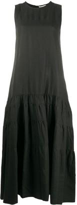 Three Graces Abigaik flared dress