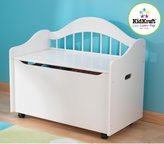 Kid Kraft Limited Edition Toy Box - White
