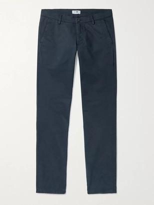 NN07 Joe Slim-Fit Tapered Stretch-Cotton Chinos