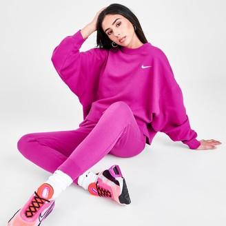 Nike Women's Sportswear Cropped Crew Sweatshirt