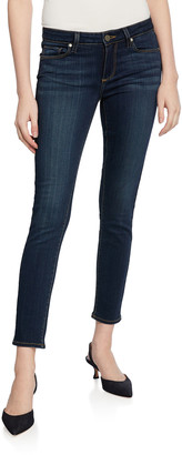 Paige Verdugo Ultra Skinny Ankle Jeans in Lana