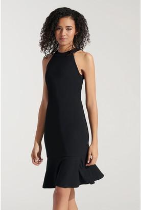 Halter A-Line Dress