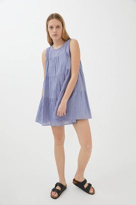 Urban Outfitters Aurora Tiered Frock Dress