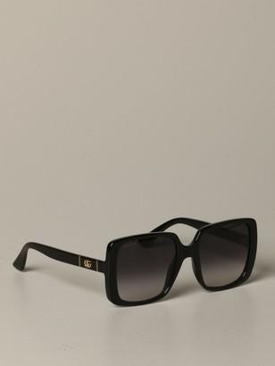 Gucci Acetate Glasses With Gg Monogram