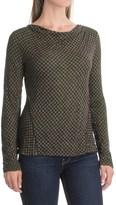 Nomadic Traders Apropos Checks & Balances Mingle Shirt - Long Sleeve (For Women)