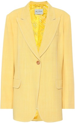 Etro Single-breasted blazer