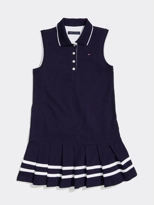 Tommy Hilfiger TH Kids Sleeveless Tennis Dress
